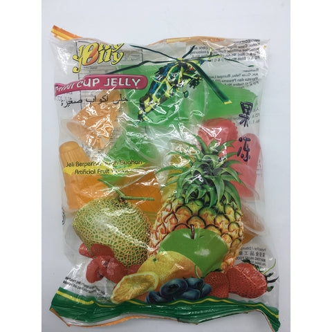 J075L Jolly Jolly brand- Jelly 19g X 16 pcs - 24 Bags / 1CTN - New Eastland Pty Ltd - Asian food wholesalers