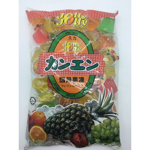 J075X Jolly Jolly brand- Jelly 16g X 50pcs - 16 Bags / 1CTN - New Eastland Pty Ltd - Asian food wholesalers