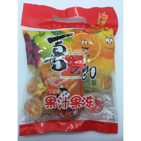 J083 Xi Zhi Lang brand- Jelly 495g - 15 Bags / 1CTN - New Eastland Pty Ltd - Asian food wholesalers