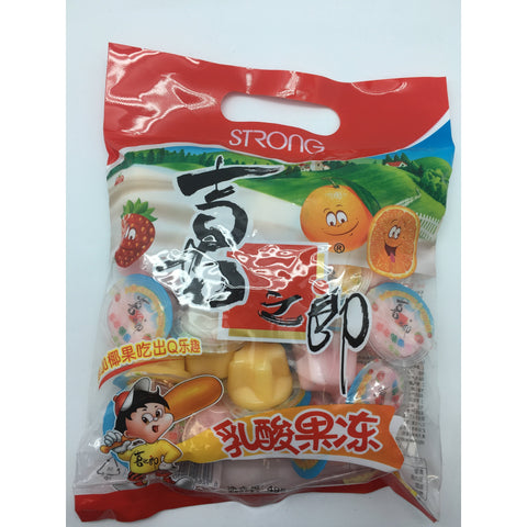 J083A Xi Zhi Lang brand- Jelly 495g - 15 bags / 1CTN - New Eastland Pty Ltd - Asian food wholesalers