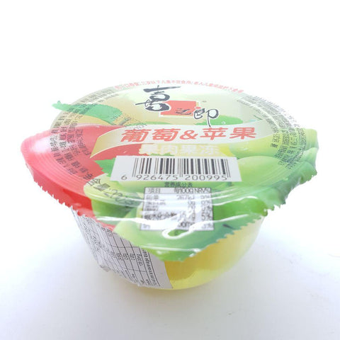 J084A Xi Zhi Lang brand- Jelly 200g - 24 Cup / 1CTN - New Eastland Pty Ltd - Asian food wholesalers