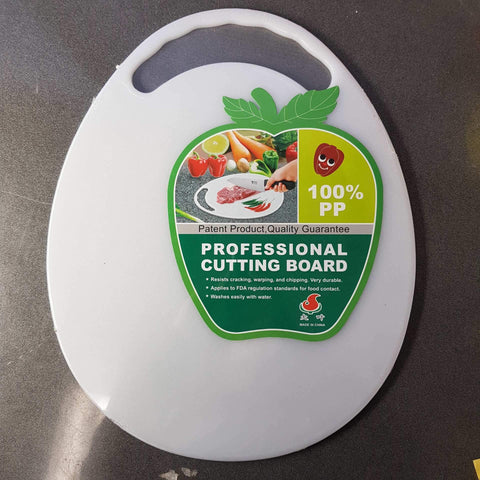 KP9103/9101 - White Plastic Chopping board - New Eastland Pty Ltd - Asian food wholesalers