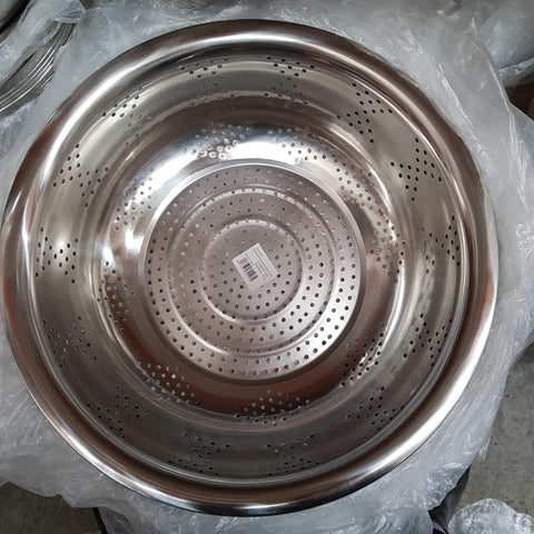 KWMEP002 - Big Strainer Bucket - New Eastland Pty Ltd - Asian food wholesalers
