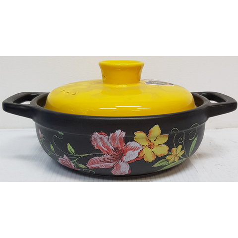 KWSP3007 - Ceramic Pot 2.3L : A17 -5512 - New Eastland Pty Ltd - Asian food wholesalers