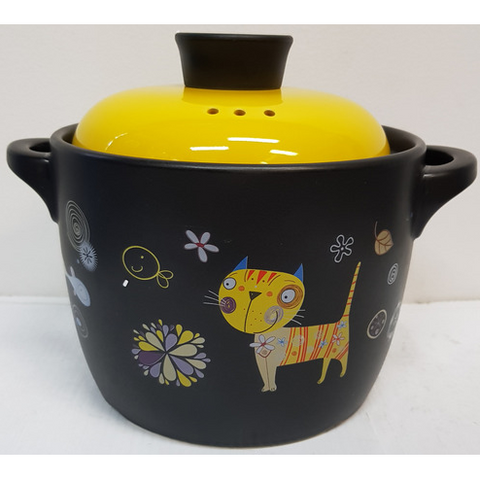 KWSP3008 - Ceramic Pot 2.5L : A17 -5500 - New Eastland Pty Ltd - Asian food wholesalers