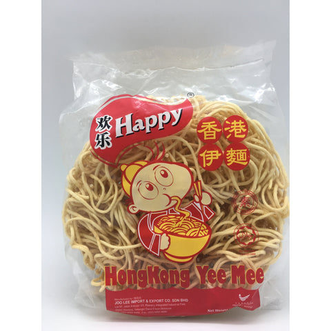 N001H Happy Brand - Hong Kong Yee Mee 200g - 20 bags / 1CTN - New Eastland Pty Ltd - Asian food wholesalers