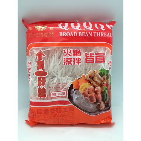N047 QQ - Broad Bean Thread 300g -  50 bags / 1CTN - New Eastland Pty Ltd - Asian food wholesalers