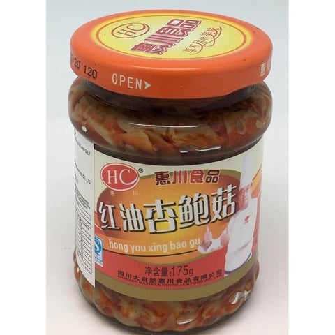 P001A Huichuan Brand - Preserved Abalone 175g - 12 jar / 1 CTN - New Eastland Pty Ltd - Asian food wholesalers