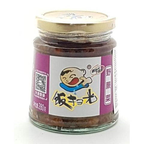 P009V Fan Sao guang brand - Pickled Vegetables 280g - 12 jar / 1 CTN - New Eastland Pty Ltd - Asian food wholesalers