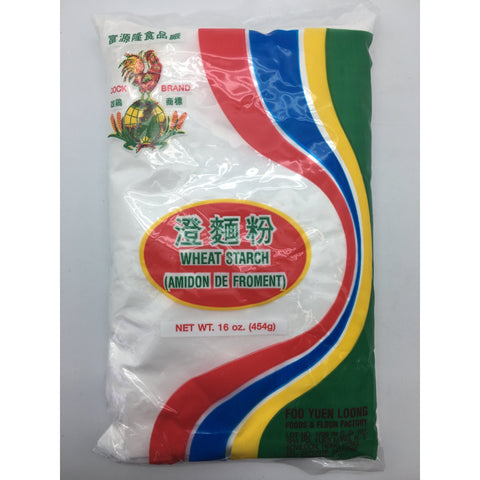 PD010 Cock Brand -Wheat Starch 454g - 25 bags / 1CTN - New Eastland Pty Ltd - Asian food wholesalers