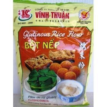 PD011G Vinh Thuan Brand -Glutinous Rice Flour 400g - 20PKT / 1CTN - New Eastland Pty Ltd - Asian food wholesalers