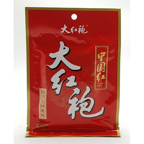 Q019S Da Hong Pao - Hot Pot Soup Base 150g - 60 bags / 1 CTN - New Eastland Pty Ltd - Asian food wholesalers