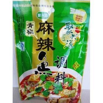 Q023S Ju Xing Brand - Mala Spicy Base For Fish 200g - 40 bags/CTN - New Eastland Pty Ltd - Asian food wholesalers