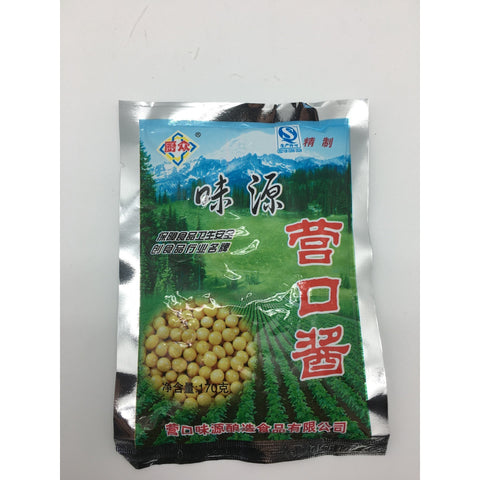 Q030A Chu Zhong Brand - Bean Paste 170g - 50 bags / 1CTN - New Eastland Pty Ltd - Asian food wholesalers
