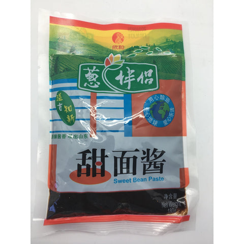 Q031 Liu Yue Xian Brand - Ground Bean Sauce 180g - 50 bags / 1 CTN - New Eastland Pty Ltd - Asian food wholesalers