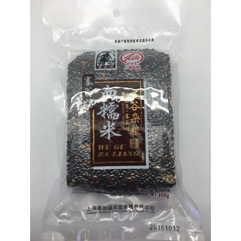 R008T Sai Weng Fu -Glutinous Rice 400g - 30 bags / 1CTN - New Eastland Pty Ltd - Asian food wholesalers