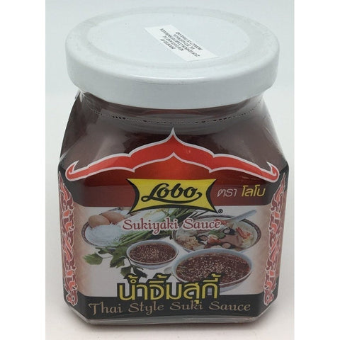 S037 Lobo Brand - Sukiyaki Sauce 260g -  24 jar / 1CTN - New Eastland Pty Ltd - Asian food wholesalers