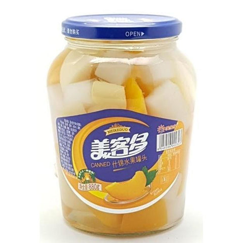 S051Z TBD Brand - Fruit in syrup - TBD/CTN - New Eastland Pty Ltd - Asian food wholesalers