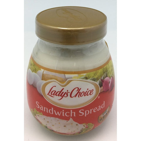 S056S Lady's Choice Brand- Sandwhich Spread 220ml -  24 jar / 1CTN - New Eastland Pty Ltd - Asian food wholesalers