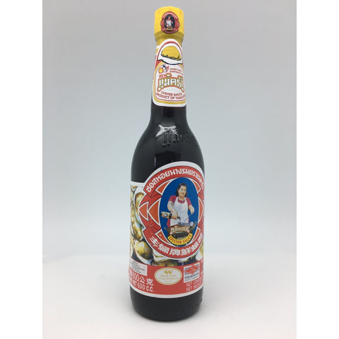 S061 Maekrua Brand - Oyster Sauce 600ml -  12 bot / 1ctn - New Eastland Pty Ltd - Asian food wholesalers