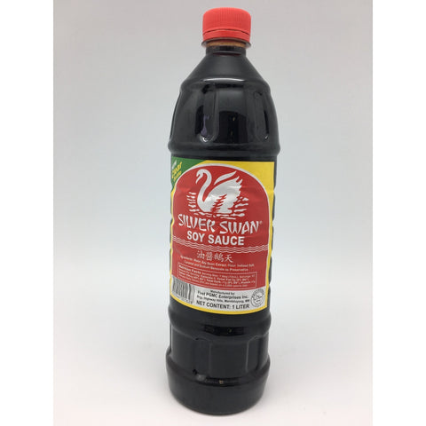 S067 Silver Swan Brand - Soy Sauce 1L -  12 bot / 1ctn - New Eastland Pty Ltd - Asian food wholesalers