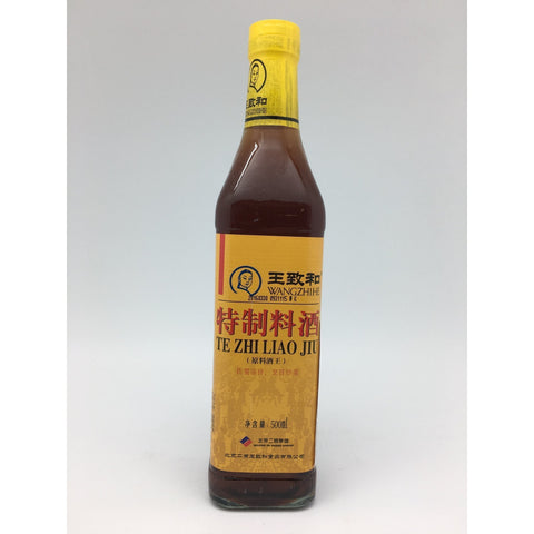 S096 Wang Zhi He Brand - Cooking Wine 500ml - 15 bot / 1CTN - New Eastland Pty Ltd - Asian food wholesalers