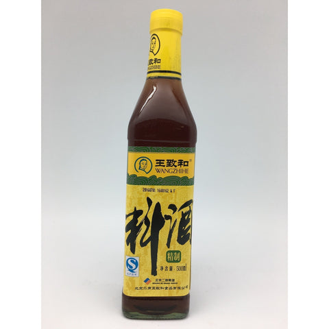 S096S Wang Zhi He Brand - Cooking Wine 500ml - 15 bot / 1CTN - New Eastland Pty Ltd - Asian food wholesalers