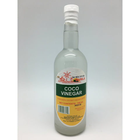 S110C Manila Brand - Coco Vinegar 750ml - 12 bot / 1CTN - New Eastland Pty Ltd - Asian food wholesalers