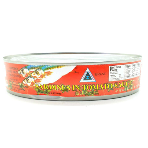T025M Sardines In tomato Sauce - 24 tin/CTN - New Eastland Pty Ltd - Asian food wholesalers