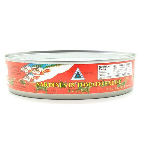 T025S Sardines In tomato Sauce - 48 tin/CTN - New Eastland Pty Ltd - Asian food wholesalers