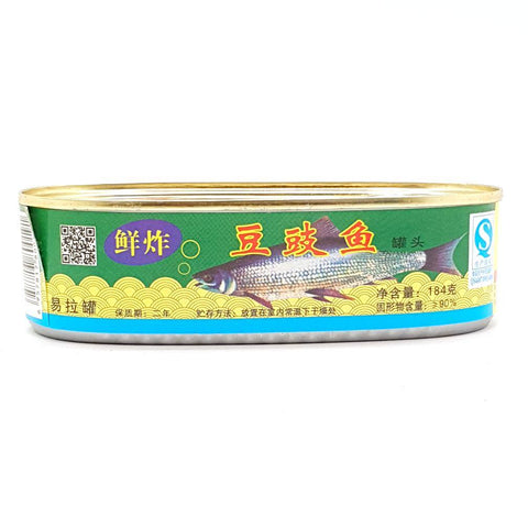 T030 Fried dace - 48 tin/CTN - New Eastland Pty Ltd - Asian food wholesalers