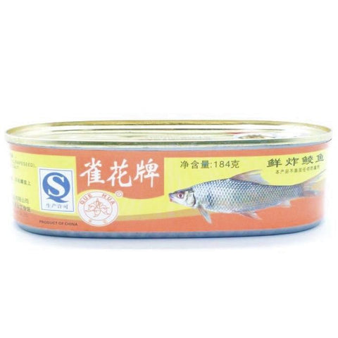 T030C Fried Dace - 48 tin/CTN - New Eastland Pty Ltd - Asian food wholesalers