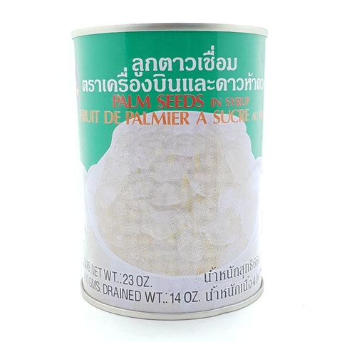 T037 Palm Seeds In Syrup - 24 tin/CTN - New Eastland Pty Ltd - Asian food wholesalers