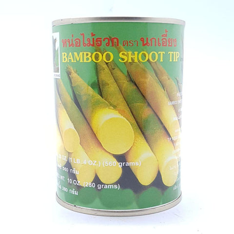 T039S Bamboo Shoot Tips 560g - 24 tin/CTN - New Eastland Pty Ltd - Asian food wholesalers