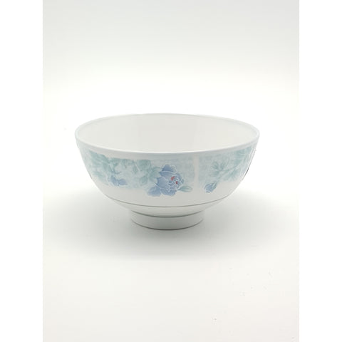 TBP114(B) - Chinese Blue Flower Ceramic Rice Bowl ~4.5 inches - 12 Pieces / 1 Box - New Eastland Pty Ltd - Asian food wholesalers