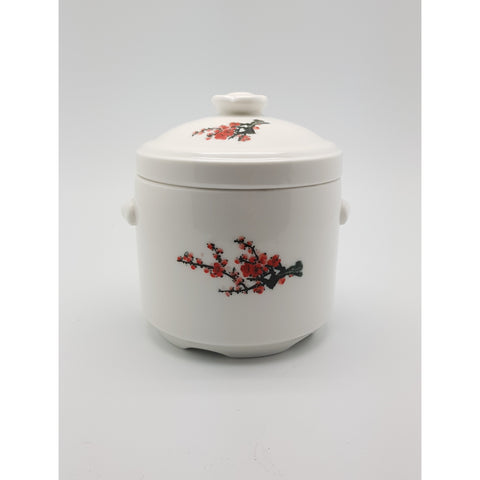 TBSCP002 (N-4733) -  Soup ceramic Pot Medium 5.5 Inches - New Eastland Pty Ltd - Asian food wholesalers
