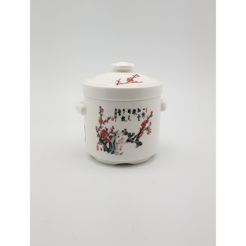 TBSCP003 -  Soup ceramic Pot Small 4.5 Inches - New Eastland Pty Ltd - Asian food wholesalers