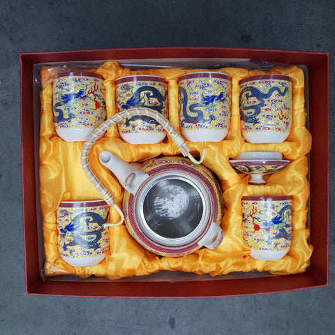 TBTSB011 - Tea Set Box (A17-108) - New Eastland Pty Ltd - Asian food wholesalers