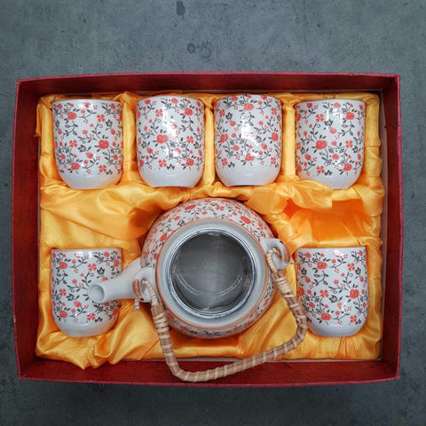 TBTSB013 - Tea Set Box - New Eastland Pty Ltd - Asian food wholesalers