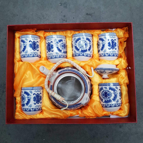 TBTSB014 - Tea Set Box - New Eastland Pty Ltd - Asian food wholesalers