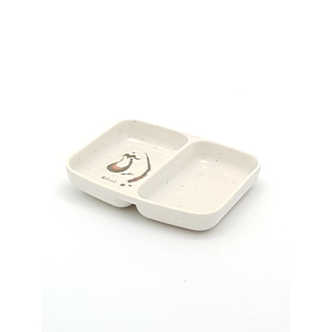 TP7557 - Japanese Oiishi Plastic Sauce Dish - 40 Pieces  / 1 Box - New Eastland Pty Ltd - Asian food wholesalers