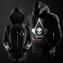 Assassins Creed IV Black Flag Hoodie