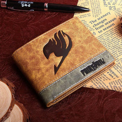 Fairy Tail PU leather wallet