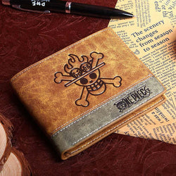 Portgas D Ace PU leather wallet