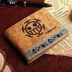 Trafalgar Law PU leather wallet