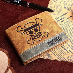 One Piece PU leather wallet