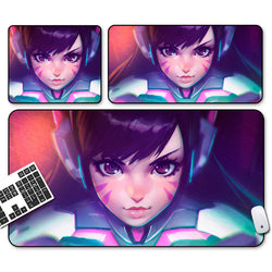 Overwatch DVA Mouse Pad
