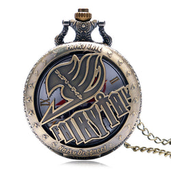 Fairy Tail - Natus Dragneel Design Pocket Watch