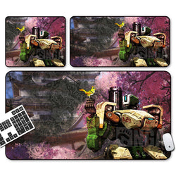 Overwatch BASTION Mouse Pad