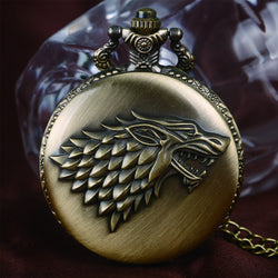Games of Thrones Pocket Watch